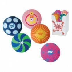 Pallone Sport-One Crazy Ball in gomma