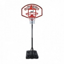 Piantana Basket All-Stars altezza 190/260cm