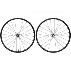 Set ruote 29 Shimano WH-MT600-TL MTB (15x100/12x142)