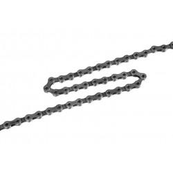 Shimano, Catena, CN-HG601, 11-vel. catena HG-X, compatibile per MTB e corsa, con direzione di marcia, 138 link,  con lucchetto,