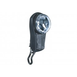 Busch & Müller, Impianto illuminazione, faretto LUMOTEC IQ Eyc E, E-Bike, 6-42V per tensione continua, per l'allacciamento alle