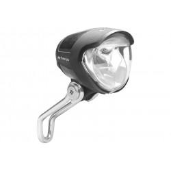 Busch & Müller, Impianto illuminazione, faretto LUMOTEC IQ Avy E, E-Bike, 6-42V per tensione continua, per l'allacciamento alle
