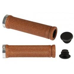Manopole Lock-on RFR Standard PRO Cork marrone