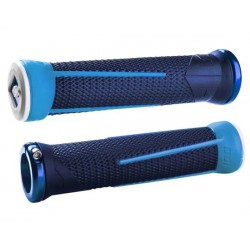 Manopole Lock-on Odi AG-1 - 2.1 blu/azzurro