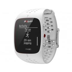 Orologio sportivo Polar M430 GPS bianco