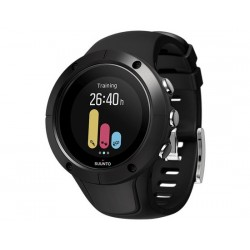 Orologio sportivo Suunto Spartan HR - Multisport GPS nero