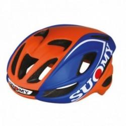 Casco Suomy Glider arancione/blu taglia M (54-58cm)