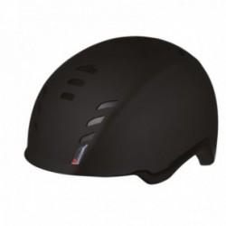 Casco Suomy E-Cube con luce posteriore nero opaco taglia M (54-59cm)