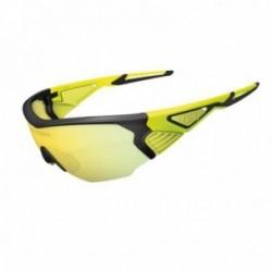 Occhiali Suomy Roubaix nero/giallo