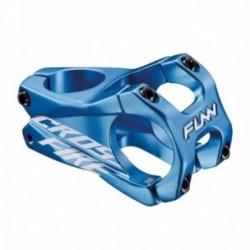 Attacco manubrio Funn CROSSFIRE 31.8x35mm blu
