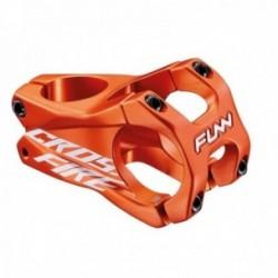 Attacco manubrio Funn CROSSFIRE 31.8x35mm arancione