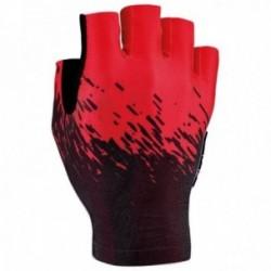 Guanti Supacaz SupaG SHORT nero/rosso taglia XL