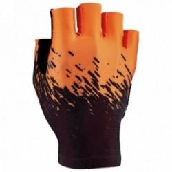 Guanti Supacaz SupaG SHORT nero/arancione taglia XL