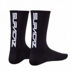 Calzini Supacaz SupaSox nero/bianco L/XL