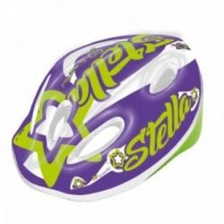 Casco Bimba MV-TEK Stella viola taglia S (48-52cm)