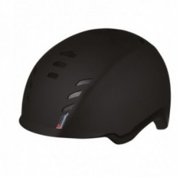 Casco Suomy E-Cube con luce posteriore nero opaco taglia L (59-61cm)
