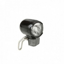 Riflettore anteriore MV-TEK 1Led bianco E-Bike Big nero