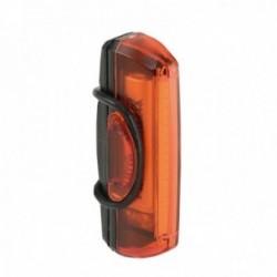 Fanale posteriore MV-TEK SKYLINE 100 Lumen USB