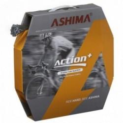 Filo cambio Ashima ACTION+ Shimano acciaio inox confezione da 100 pezzi