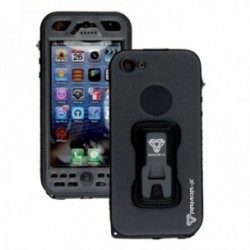 ARMOR-X Cover IPHONE 5/5s/5c/5se Nero