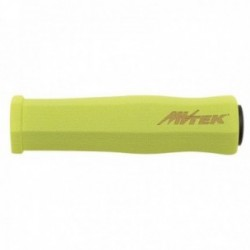 Manopole MV-TEK FOAM 128mm giallo