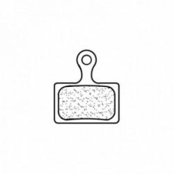 Pasticche freno Carbone-Lorraine SR ULTEGRA sinterizzate