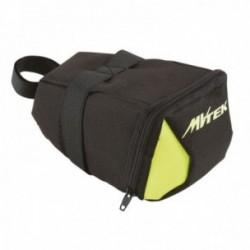 Borsa sottosella MTB MAXI 20x9x9.5cm nero/giallo