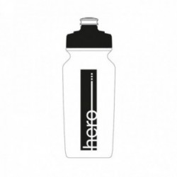 Borraccia MV-TEK HERO 500ML bianco