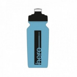 Borraccia MV-TEK HERO 500ML azzurro/nero