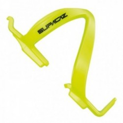 Portaborraccia Supacaz FLY CAGE POLY giallo fluo