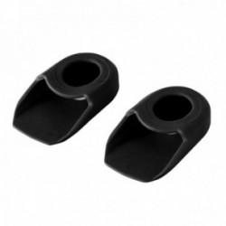 Protezione pedivella MV-TEK nero confezione da 2 pezzi
