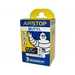 Camera d'aria Michelin B4 Airstop 27,5 48/62-584 SV 60mm