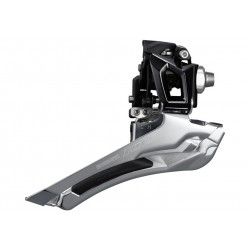 FRONT DERAILLEUR, FD-R7000-L, 105, FOR REAR 11-SPEED, DOWN-SWING,BRAZED-ON TYPE,CS-ANGLE:61-66, FOR TOP GEAR:46-53T, CL :43.5MM,