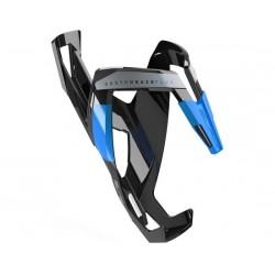Portaborraccia Elite Custom Race Plus nero/blu/lucido