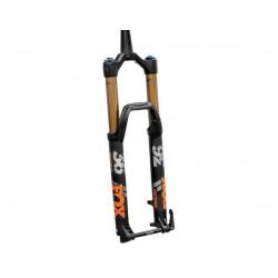 Forcella da 29 Boost Fox Racing 36 K Float Factory E-Bike 160 Grip2 FIT conica nero opaco/arancione