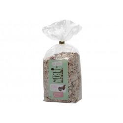 Hafervoll, Müsli, Goji-Noce, 500 g, senza additivi, ricco di fibre e saziante, Made in Germany