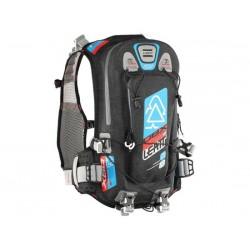Zaino idrico Leatt Pack DBX Enduro Lite WP 2.0 con paraschiena nero/blu