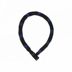 Catena con lucchetto Abus Ivera 7210 nero/blu 110cm Security Level 8
