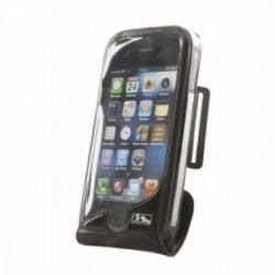 Supporto per Smartphone M-Wave waterproof 127mm nero