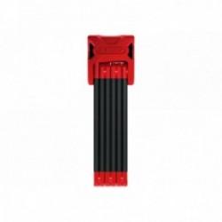 Lucchetto semisnodato Abus Bordo 6000 SH rosso 90cm Security Level 10