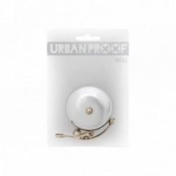 Campanello Urban Proof acciaio 6.0cm retro silver