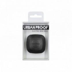 Campanello elettrico URBAN PROOF plastica Ø 50mm montaggio al manubrio 22.2mm Nero