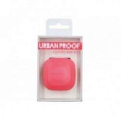 Campanello elettrico URBAN PROOF plastica Ø 50mm montaggio al manubrio 22.2mm Rosso