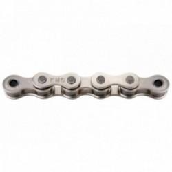 """Catena B1 Wide Silver KMC 1 velocità 112 maglie misure 1/2""""x3/32"""""""