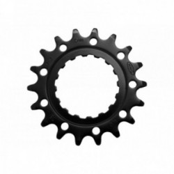 """Pignone KMC per Bosch Active e Performance Line 18 denti 1/8"""" nero"""