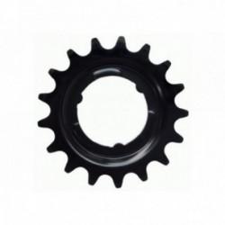 "Pignone KMC per Shimano 18 denti 1/8"" nero Chromoly"