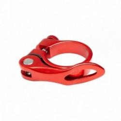 Collarino CLC Bike in alluminio 34,9 mm Rosso