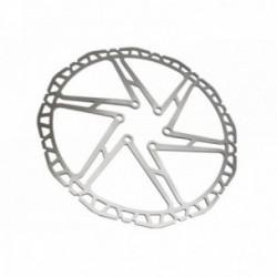 Disco Freno Legion Discus 160mm 6 fori acciaio inox Argento