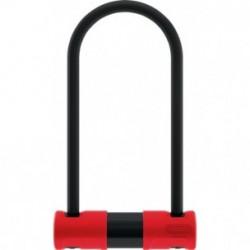 Abus, Lucchetti, Lucchetto a U, 440 Alarm, Security Level 8, lunghezza: 230mm, larghezza: 105mm, 14mm di spessore, in acciaio sp