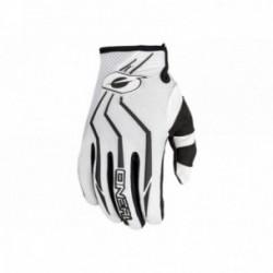O'Neal, Guanti, ELEMENT Women's Glove, colore: bianco, taglia: S/6